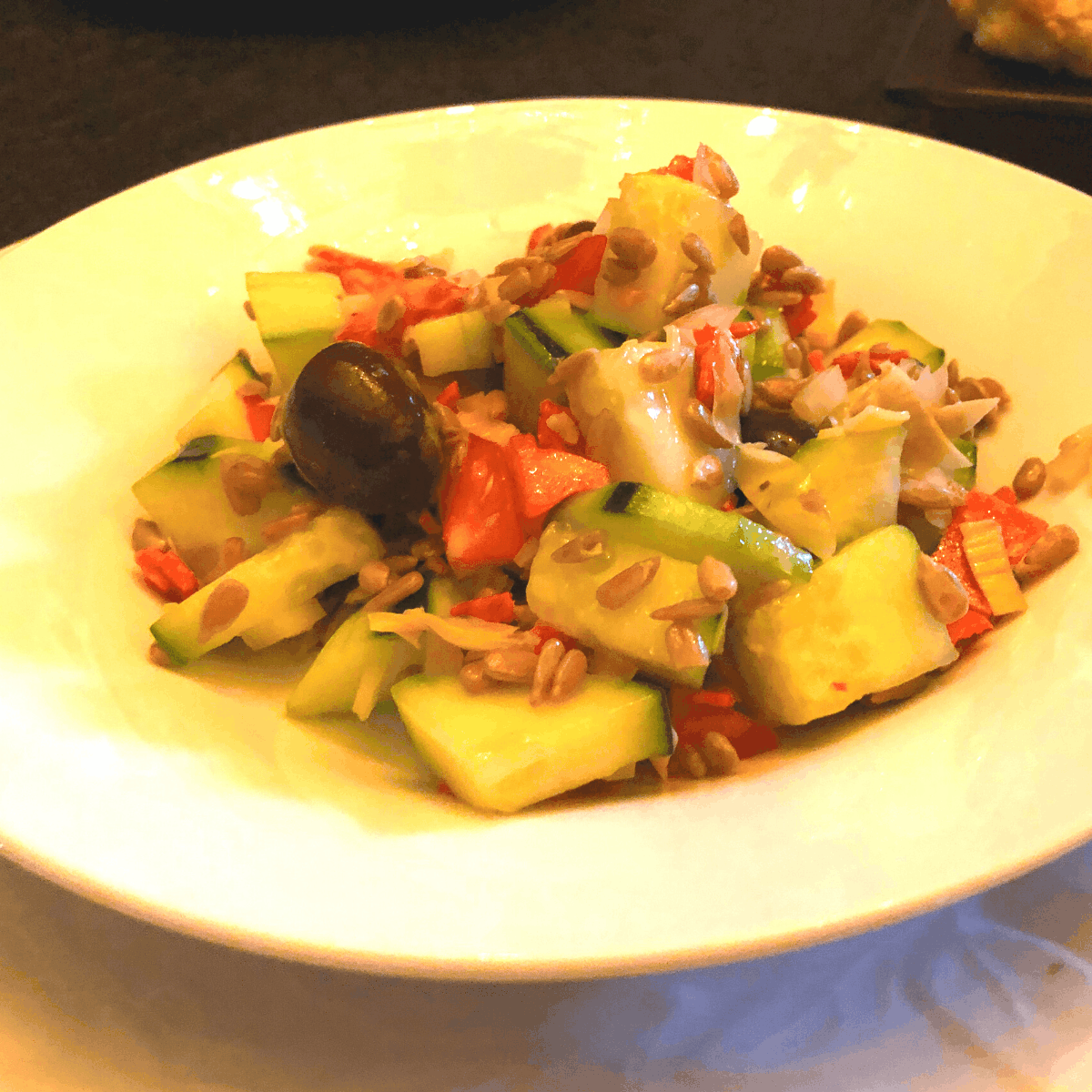 Greek Salad Recipe FI