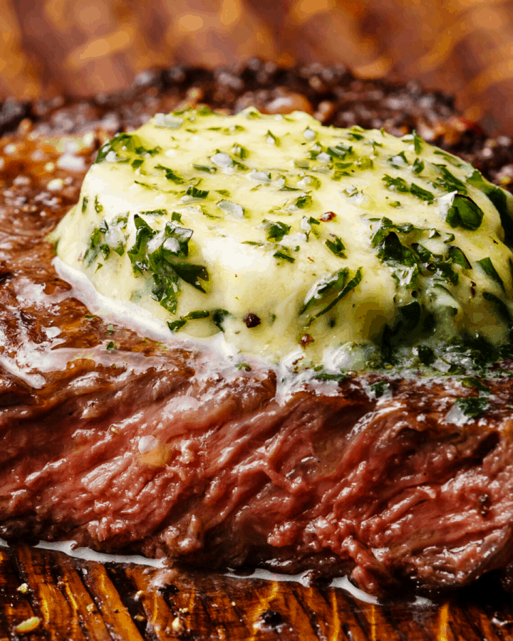 Savory Butter Master Recipe