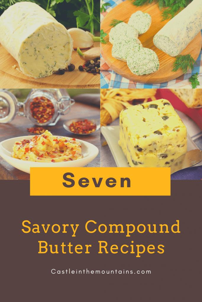 Savory Butter Recipe Pins (5)
