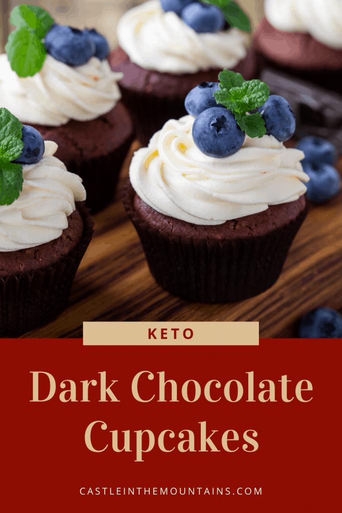Keto Chocolate Cupcakes Pins (1)