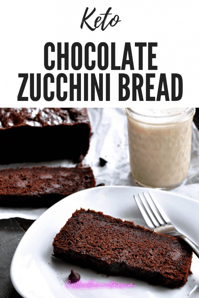 Keto Chocolate Zucchini Bread Pins (5)