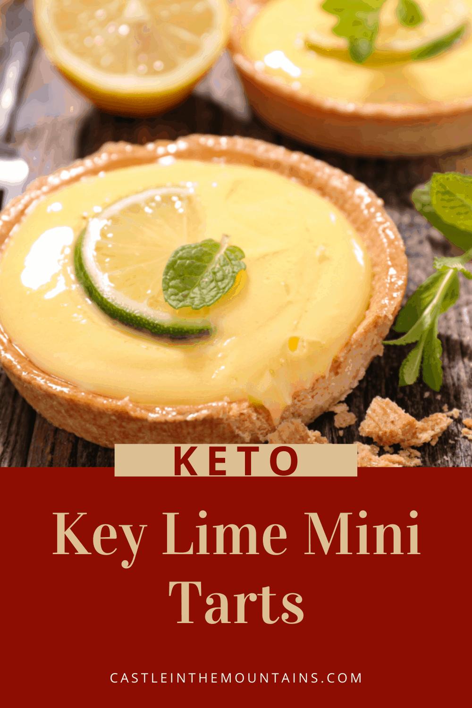 Key Lime Mini Tart