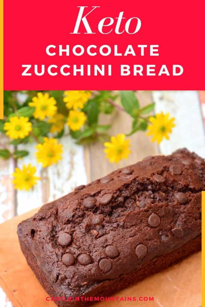 Keto Zucchini Bread Pins (2)