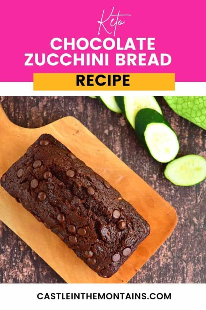 Keto Zucchini Bread Pins (5)