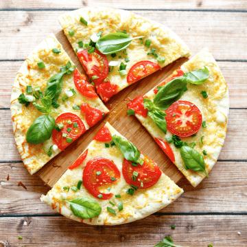 White Pizza FI
