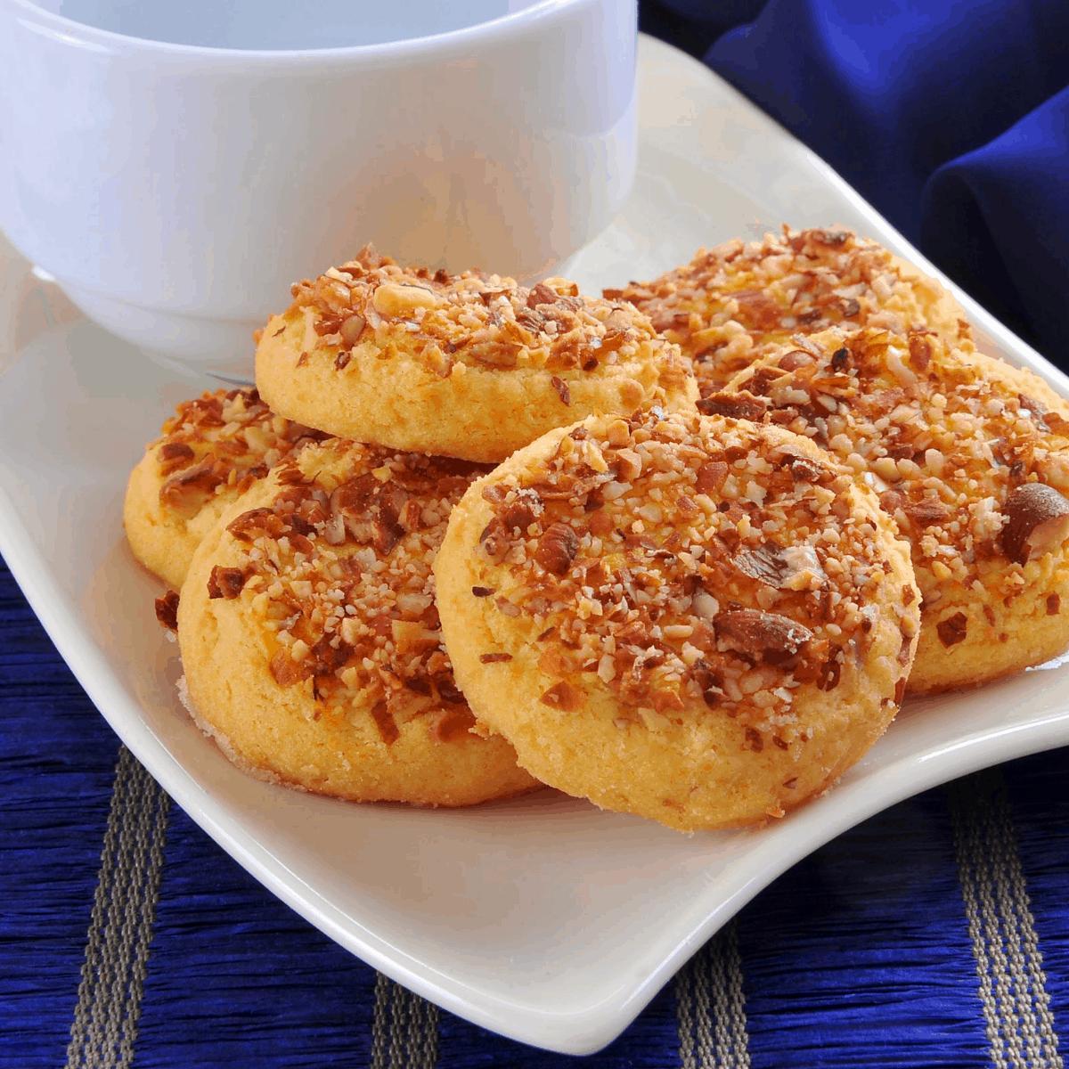 Almond cookies FI