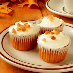 Carrot Cupcakes FI