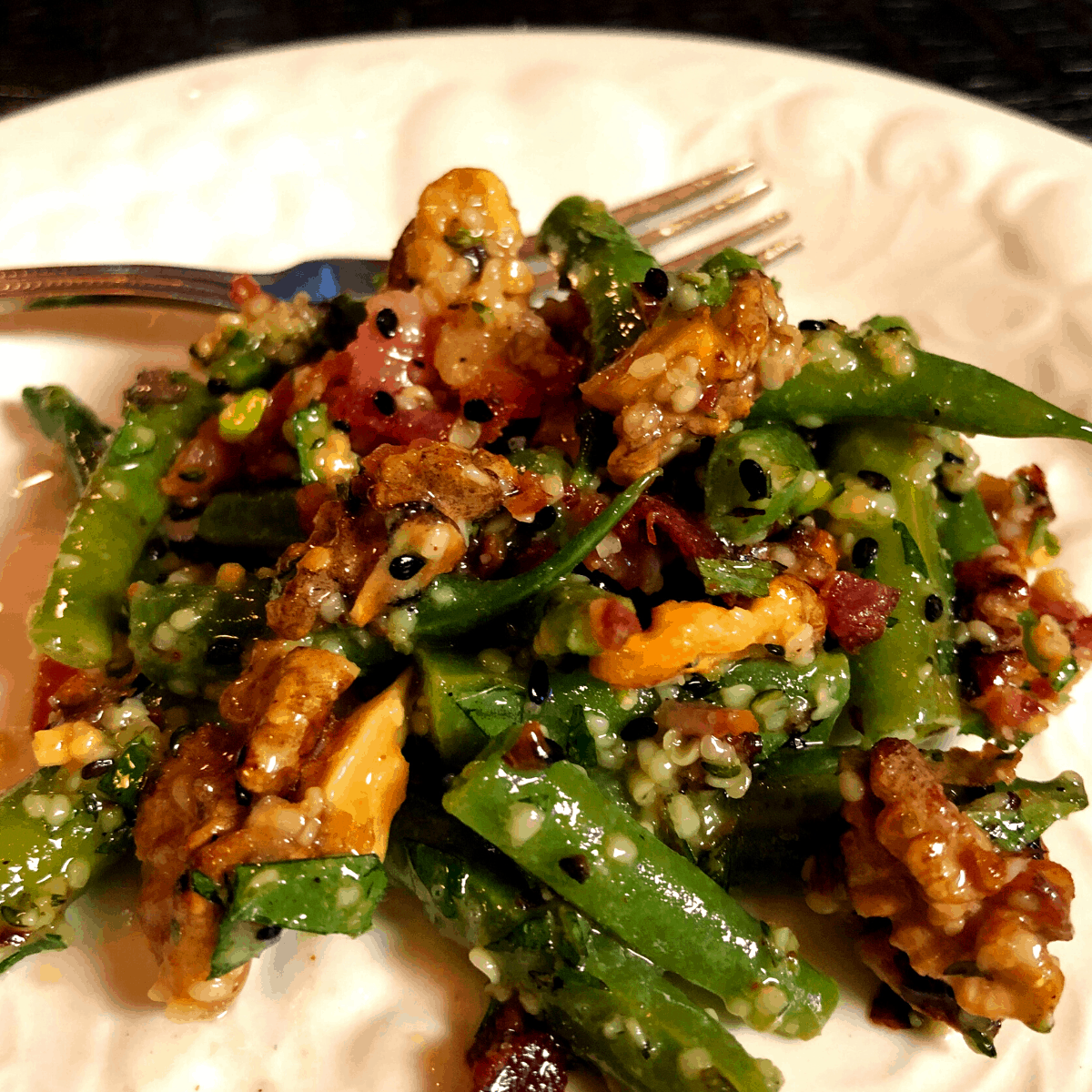Low Carb Green Bean Salad