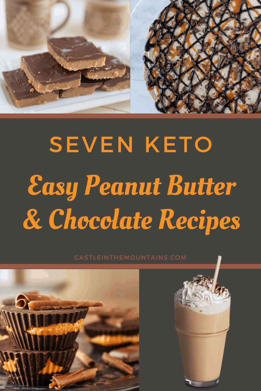 7 Chocolate Peanut Butter Dessert Recipes