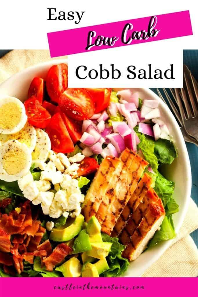 Keto Cobb Salad Pins (3)