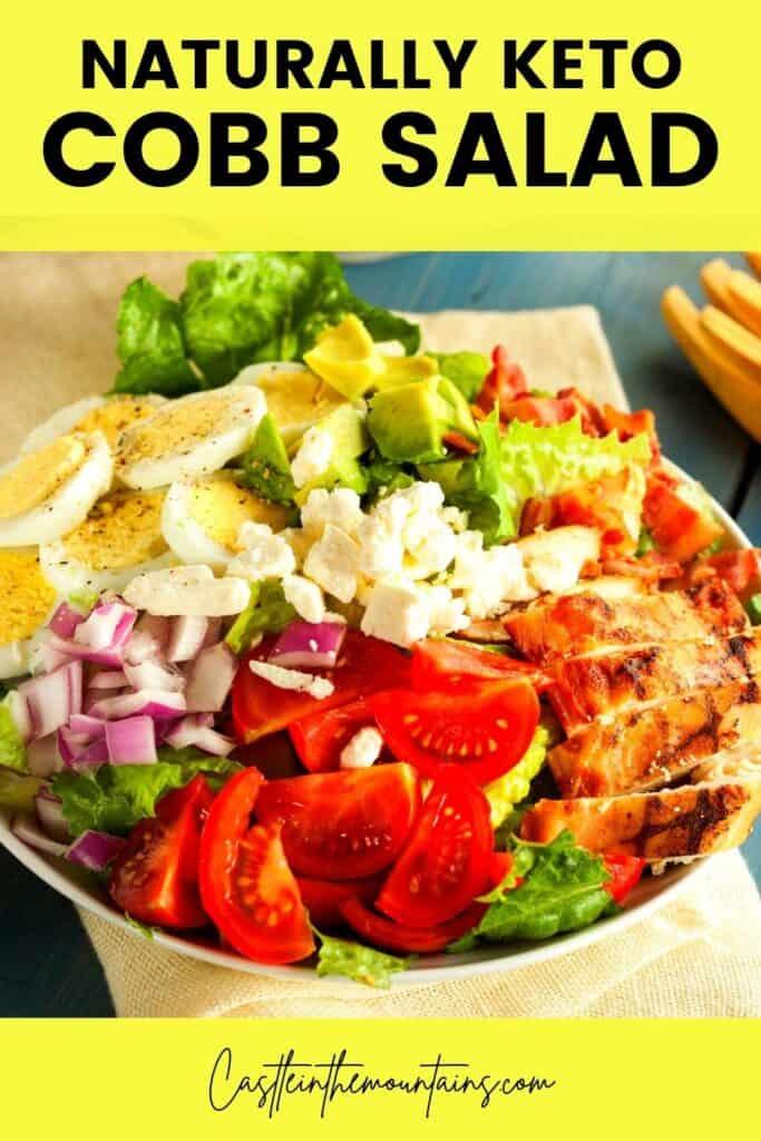 Keto Cobb Salad Pins (5)