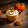 Keto Pumpkin Spice Latte FI