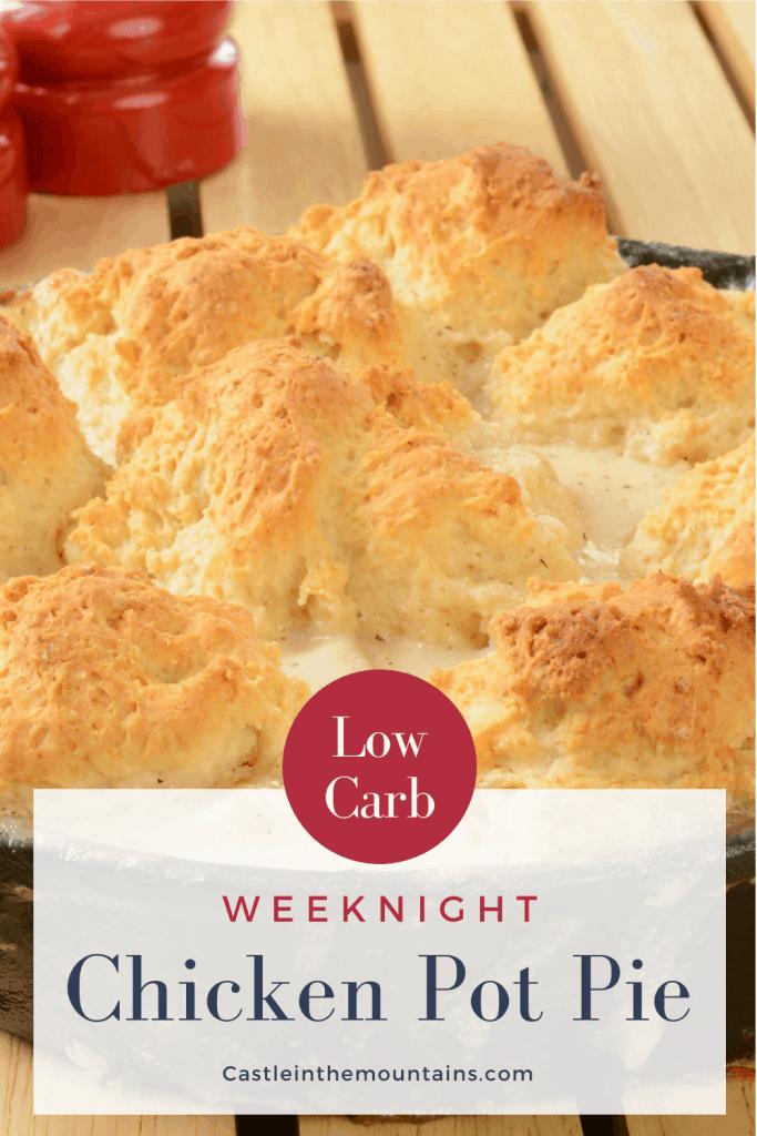 Low Carb Chicken Pot Pie Pins (5)