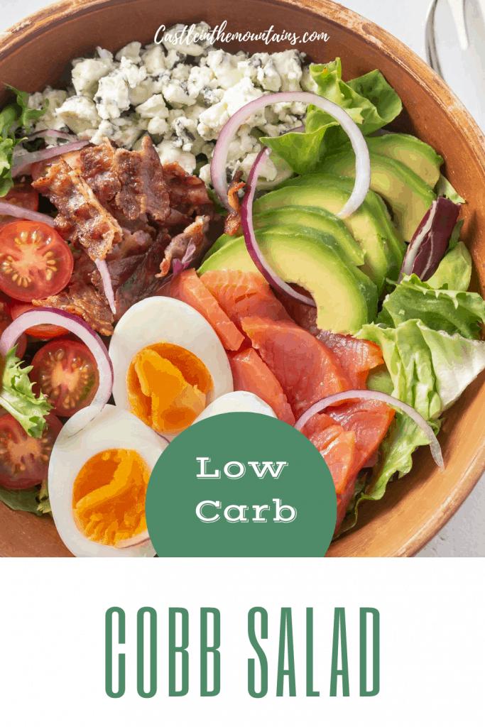 Low Carb Cobb Salad Pins (1)