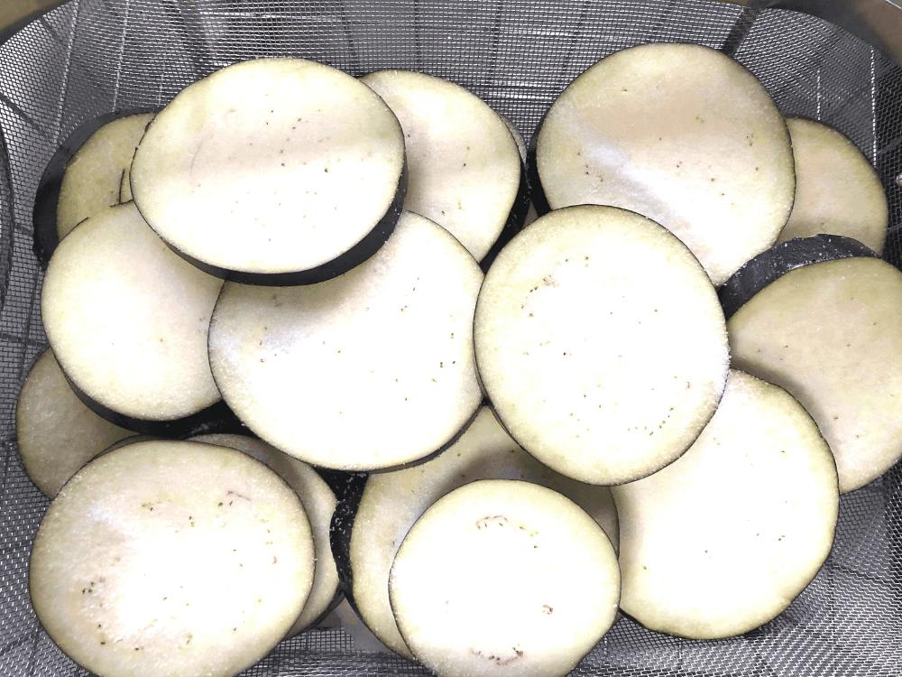 Sliced Eggplant - Low Carb Eggplant Lasagna