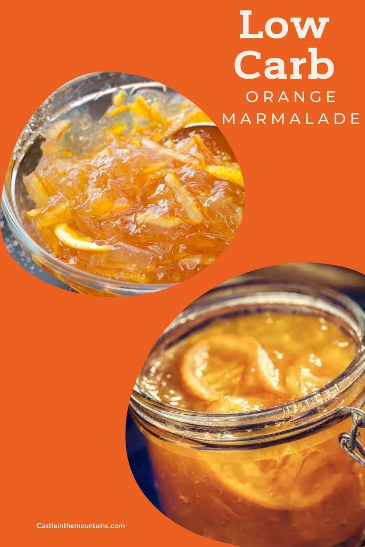 Low Carb Orange Marmalade Recipe