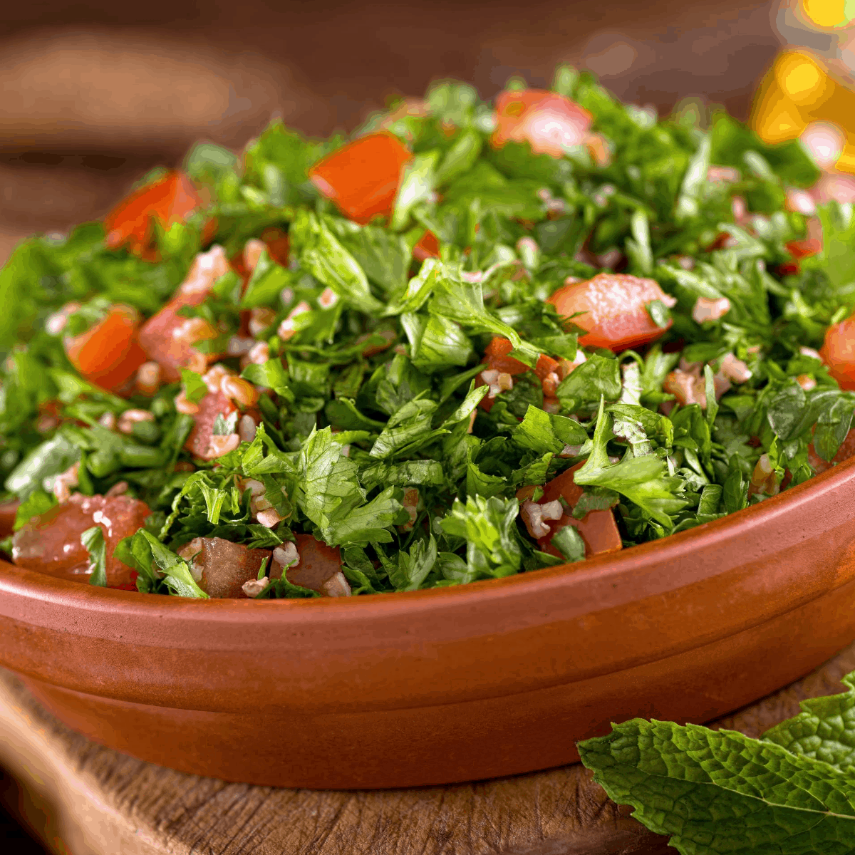 Low Carb Tabouli FI