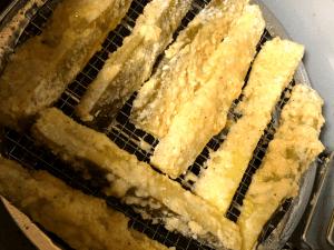 Air Fry Zucchini