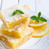 Sugar Free Lemon Squares Recipe