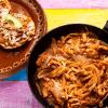 Fiery Chicken Tinga - How to Make Authentic Tinga Sauce