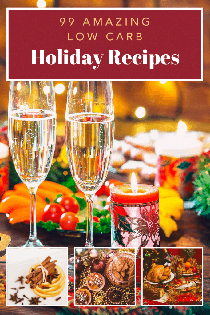 99 Low Carb Holiday Recipe pins (5)