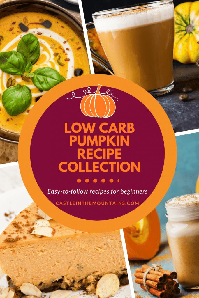Best Low Carb Pumpkin Recipes Pins (2)