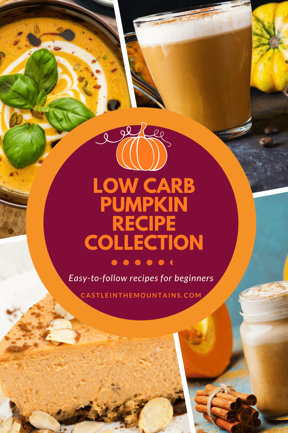 Low Carb Pumpkin Recipes - How to make the most of Pumpkin Season.
