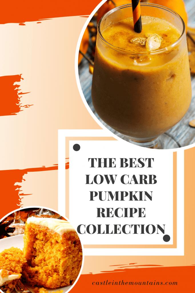 Best Low Carb Pumpkin Recipes Pins (3)