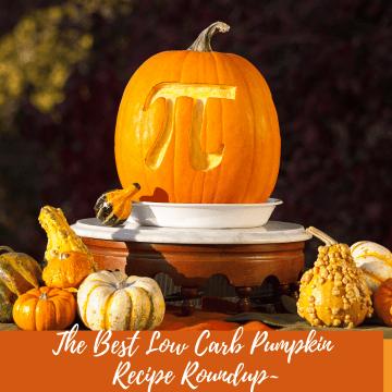 Best low carb pumpkin recipes roundup FI