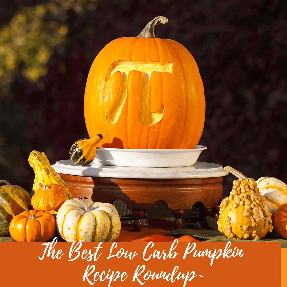 Best low carb pumpkin recipes roundup FI