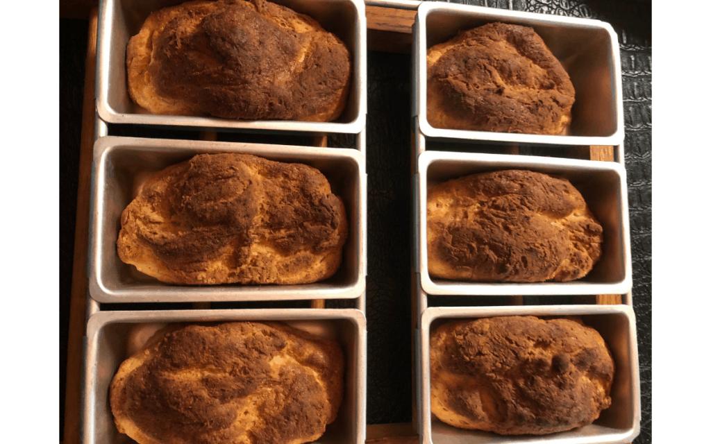 Rolls -yeast bread