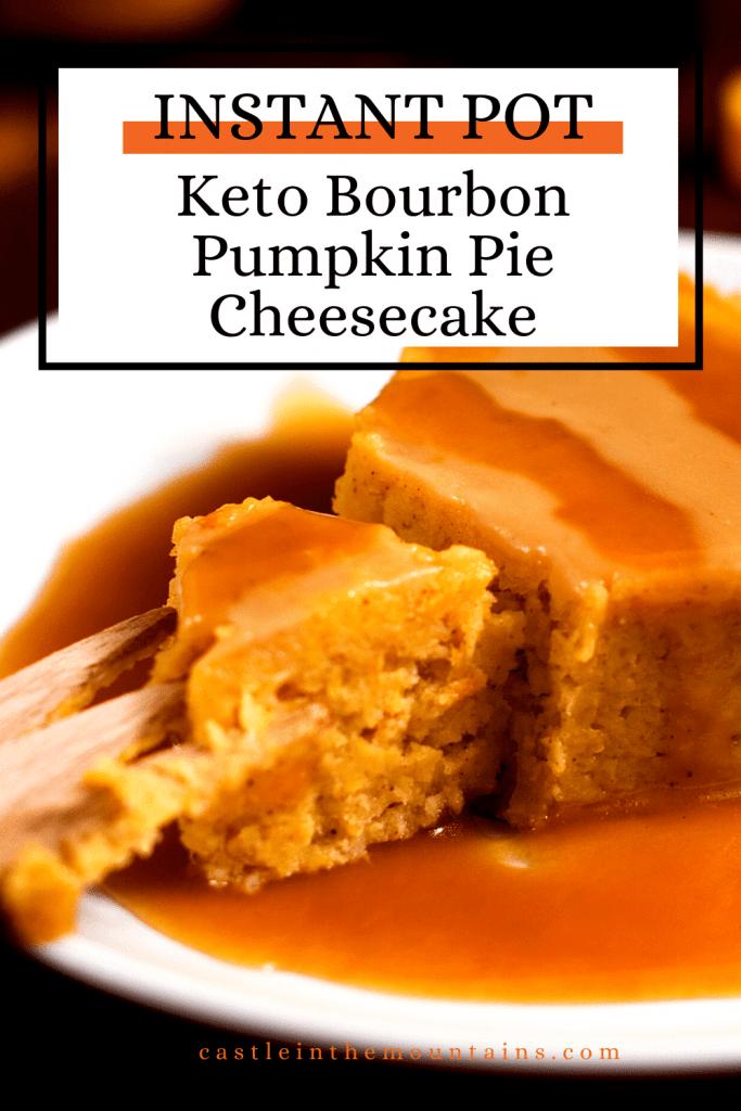 Instant Pot Keto Pumpkin Pie Cheesecake (1)