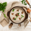 Low Carb Cream of Mushroom Soup - How to make the Best Mushroom Soup Ever!