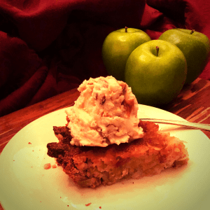Healthy Petty Aunt Apple Cream Pie Recipe