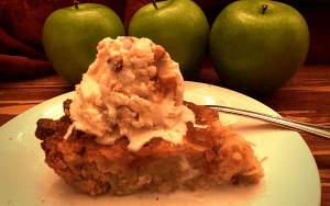 Served Healthy Petty Aunt Pie