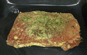 Marinaded Steak