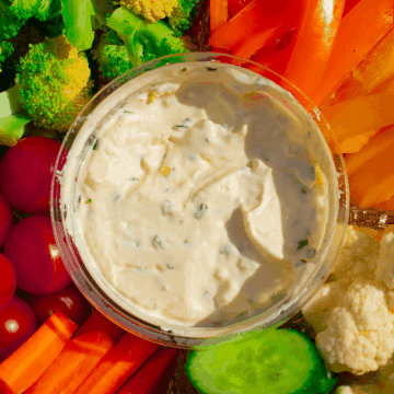 Low Carb French Onion Dip FI