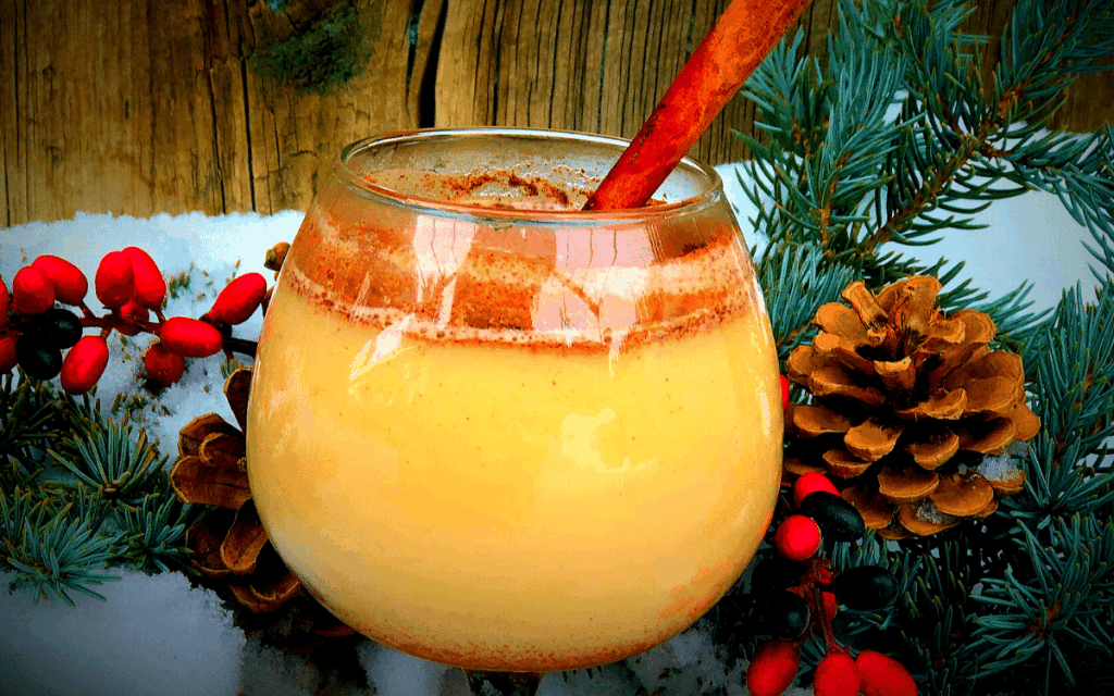 Low Carb Hot Buttered Rum Post