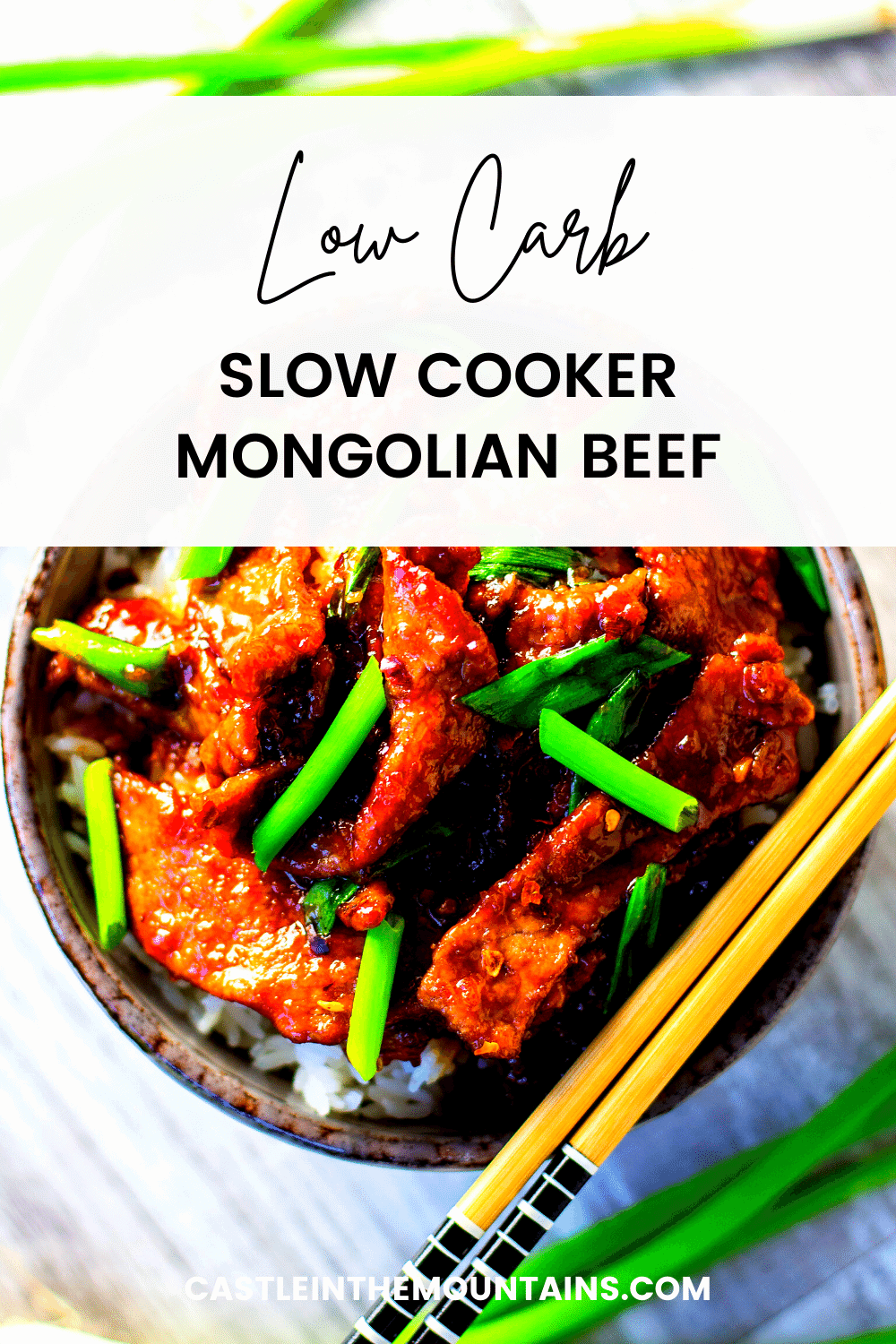 Mongolian Beef - How to make a Phenomenal Set & Forget Dinner