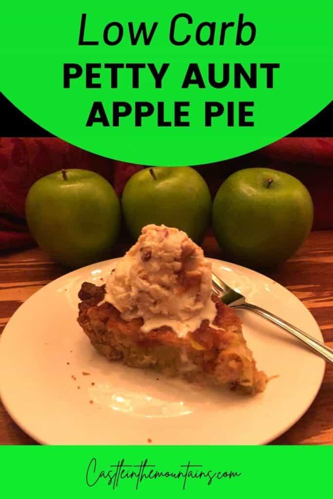 Low Carb Petty Aunt Apple Pie Pins(4)