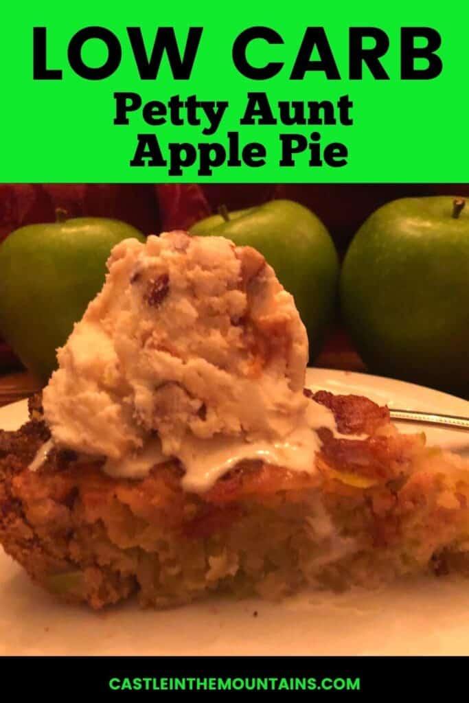 Low Carb Petty Aunt Apple Pie Pins(5)