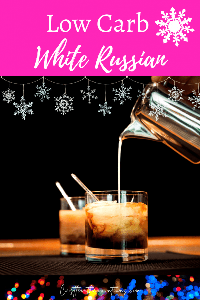 Low Carb White Russian Pins (1)