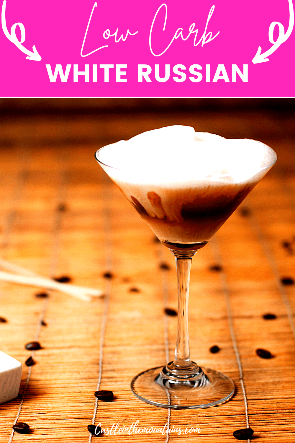 White Russian  - How to make \