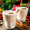 Easy Low Carb Eggnog - How to make Perfect Holiday Drinks