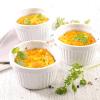 Low carb savory pumpkin souffle FI