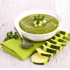 Velvety Zucchini Soup - How to make classy Courgette Soup