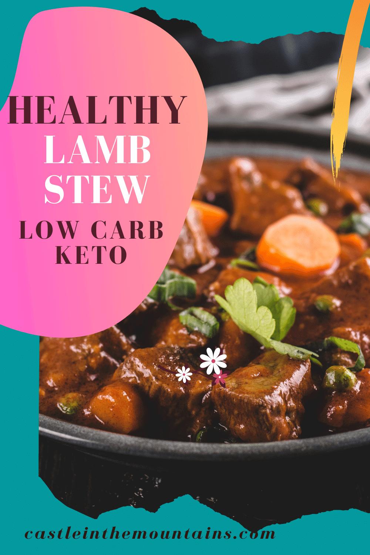 Lamb Stew Recipe - How to make Brasato d\'Agnello