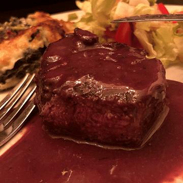 Lamb Chops with Low Carb Pan Sauce FI
