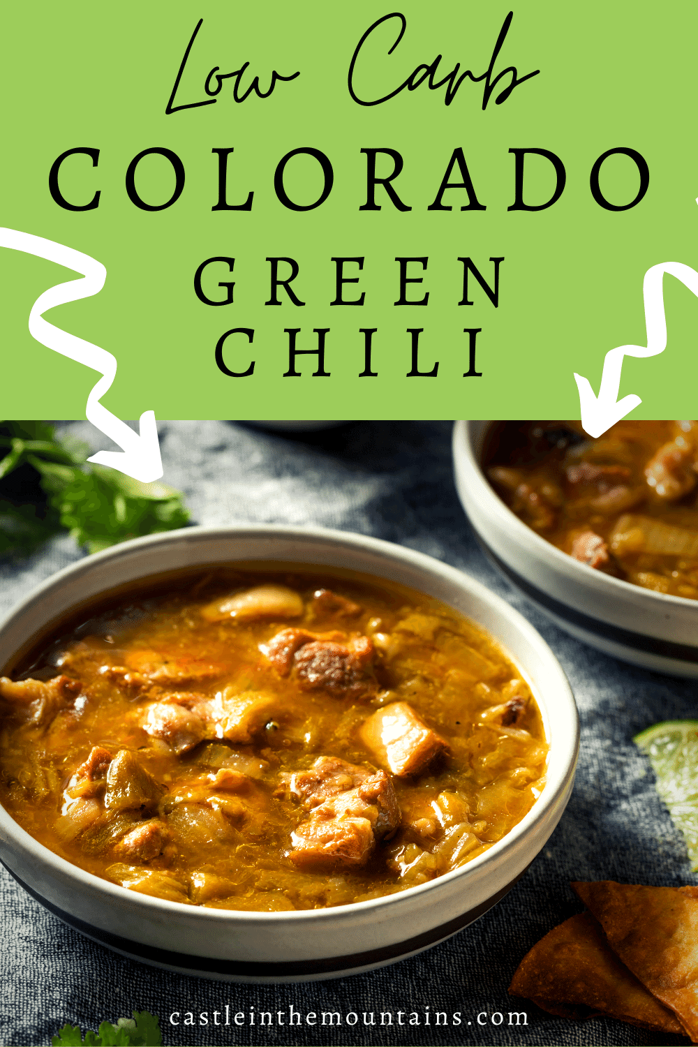 Colorado Green Chili - How to make the worlds best chili!