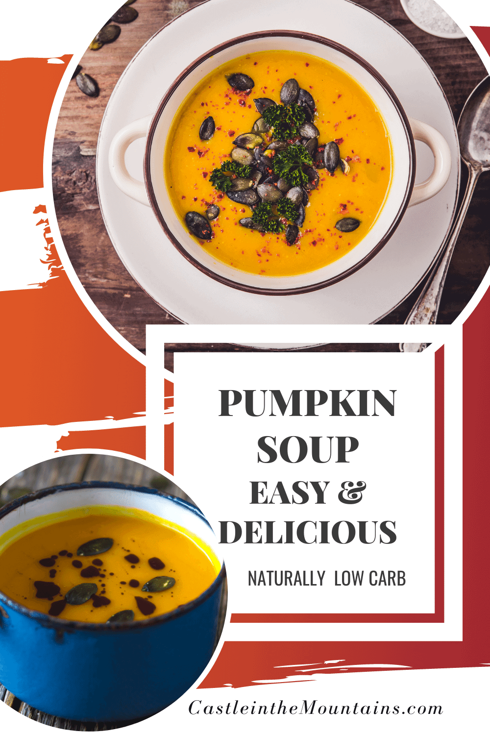 Pumpkin Soup Recipe- How to make Pumpkin Soup